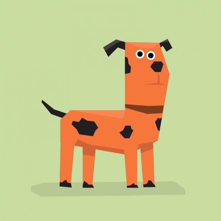 Чудесный анекдот про собачку, умеющую говорить
