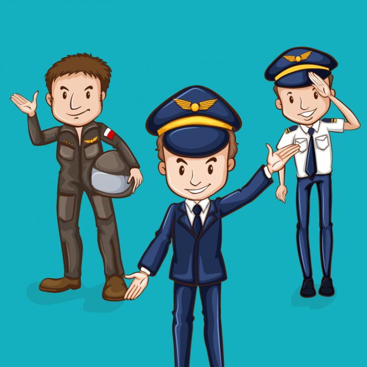 Анекдот про лётчиков иихпрофессиональные болезни