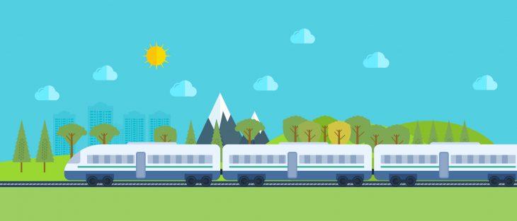 Анекдот про пассажиров купе впоезде