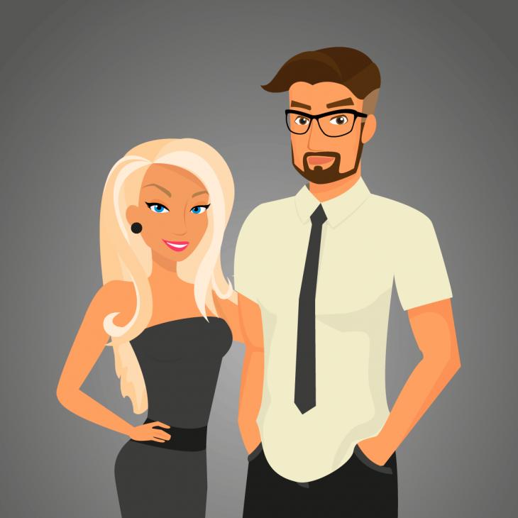 Анекдот о том, как адвокат и блондинка друг другу загадки загадывали