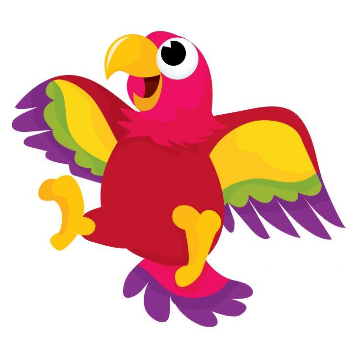 Анекдот про Рабиновича, познакомившегося сщедрым попугаем