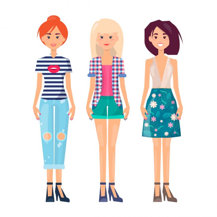 Анекдот про трёх подружек, которые решили уйти пораньше с работы