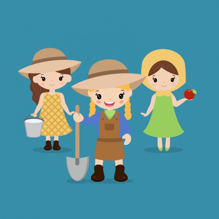 Анекдот про то, как три женщины спорили, чья прабабушка круче