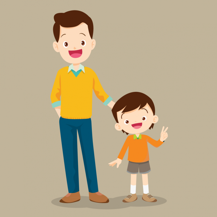 Анекдот про то, как отец сыну объяснял, откуда онпоявился