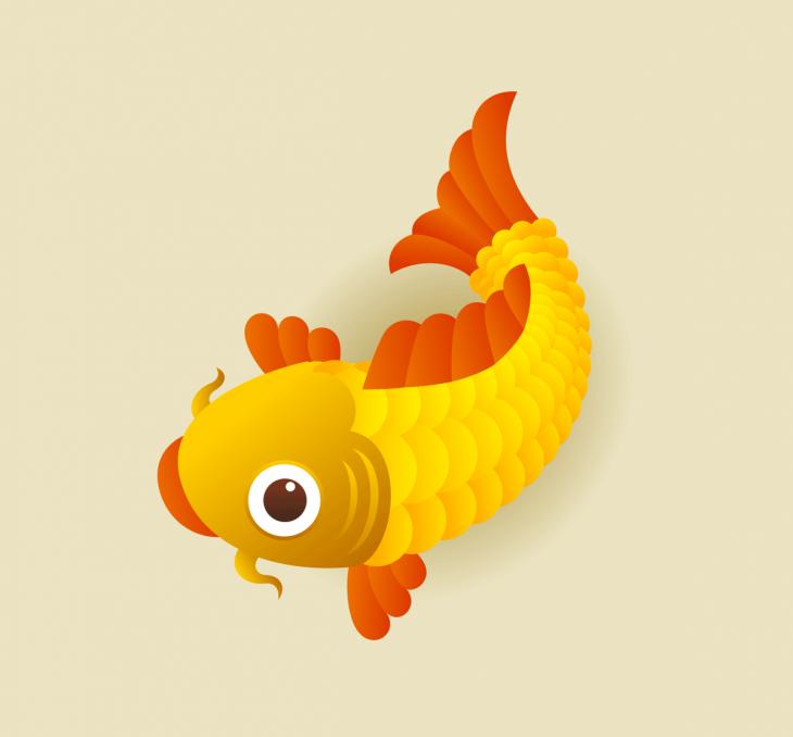 Анекдот о дагестанце, который поймал Золотую рыбку