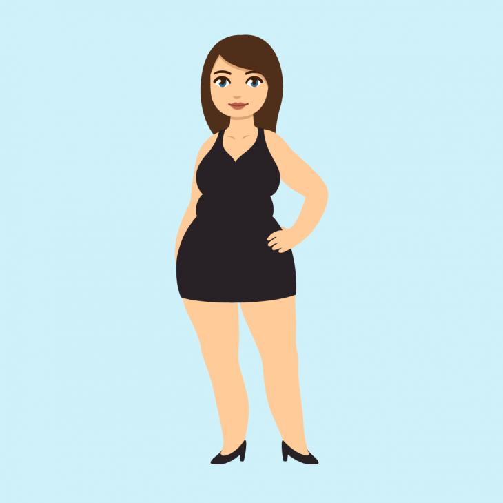 Анекдот о женщине, которая пошла к диетологу за советом