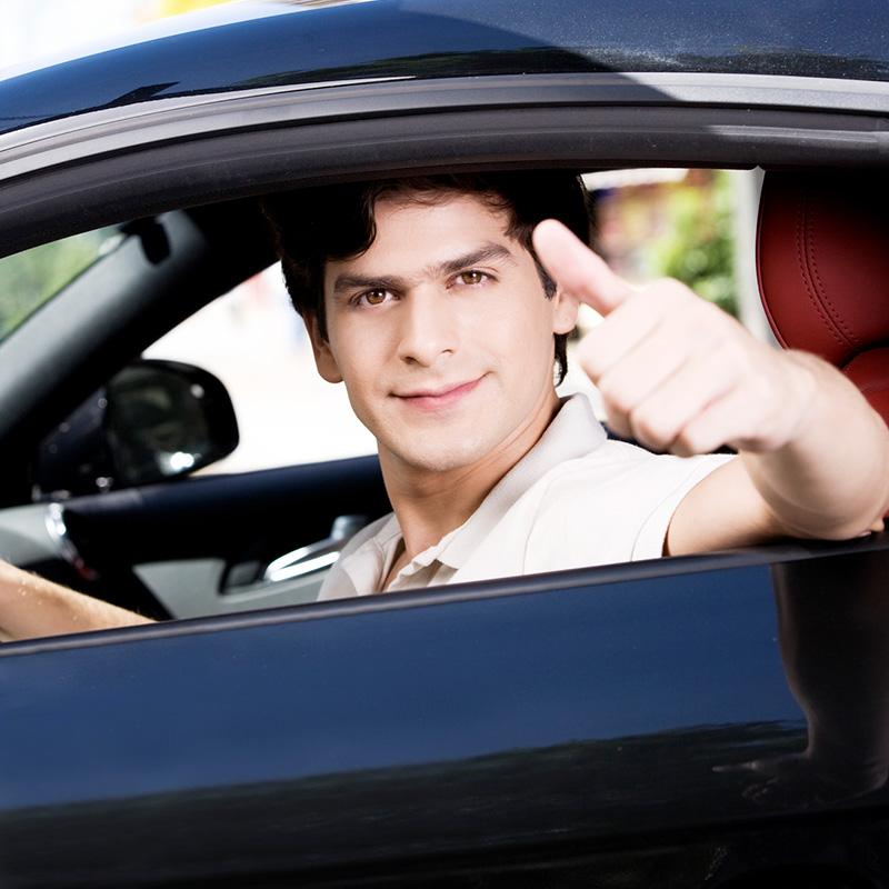 Машина— зеркало мужчины • Фактрум