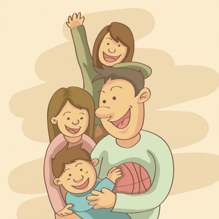 картинки как папа любит свою семью фотосъемка видеосъемка