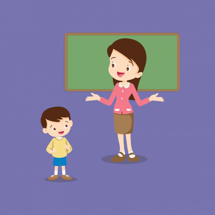Вовочка, учительница и логический вывод