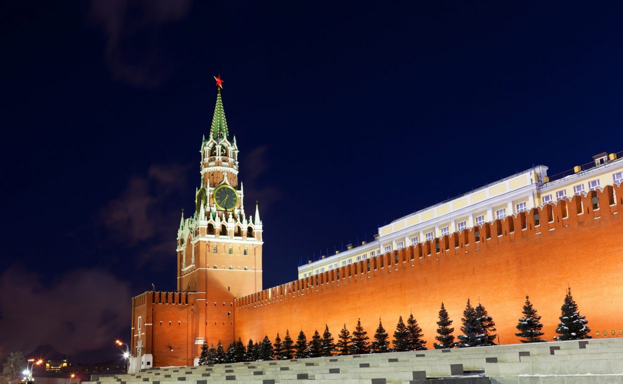 Секреты московского Кремля