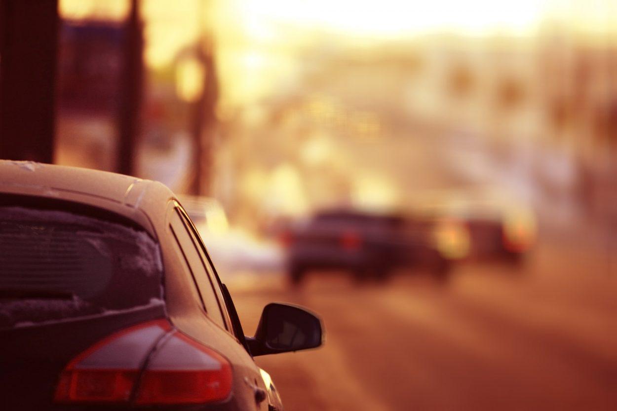 Автомобильное хамство на Российских дорогах