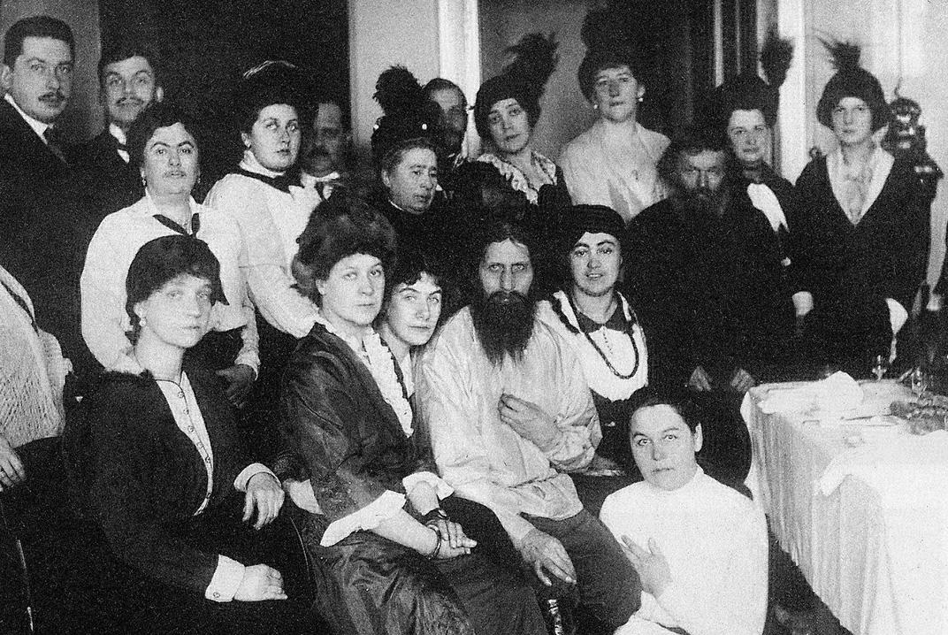 Распутин Григорий и его поклонники