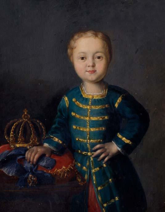 Император Иван VI (Иоанн Антонович)