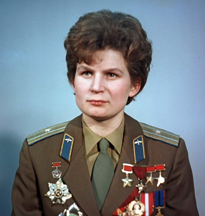 Терешкова, Валентина Владимировна