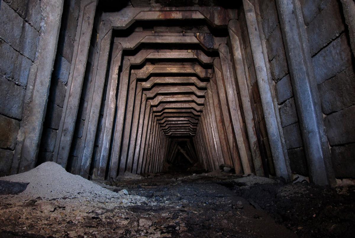 Лермонтовский рудник № 1. Фото: Википедия