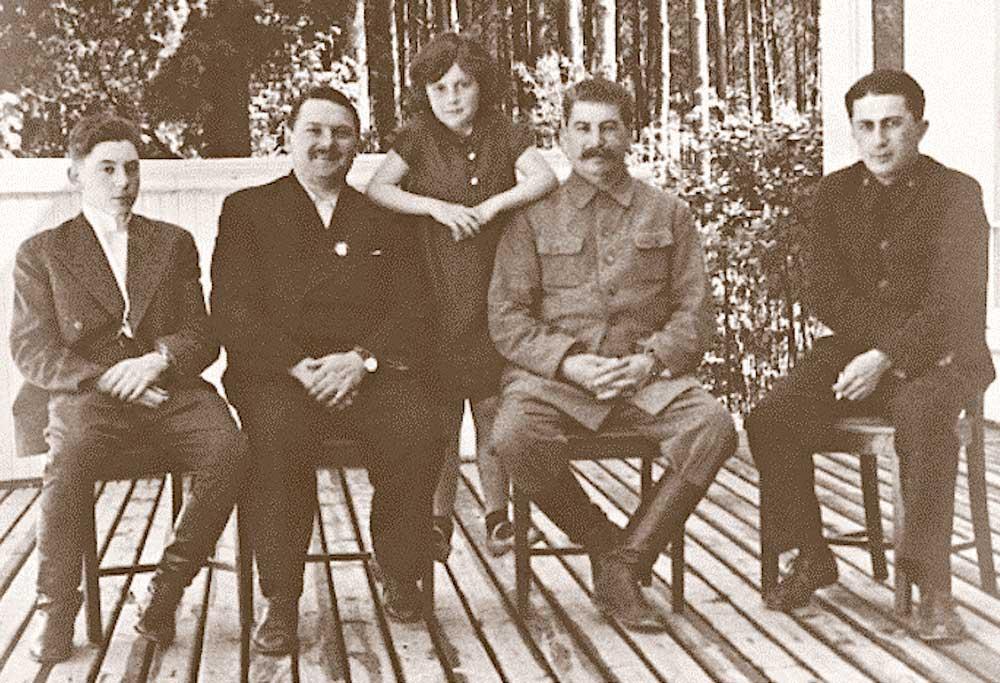 Сталин и его семья