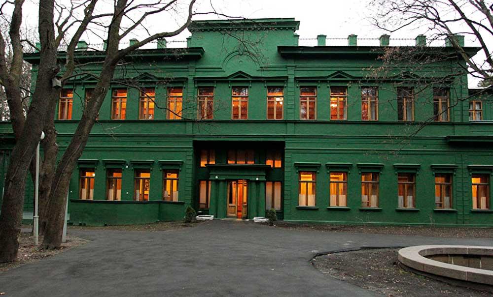 Резиденция И.В. Сталина «Ближняя дача»
