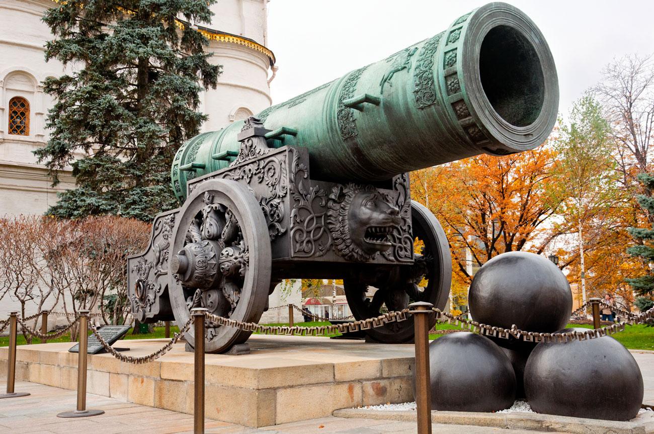 Московская царь-пушка