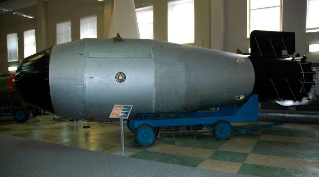 Царь-бомба АН60