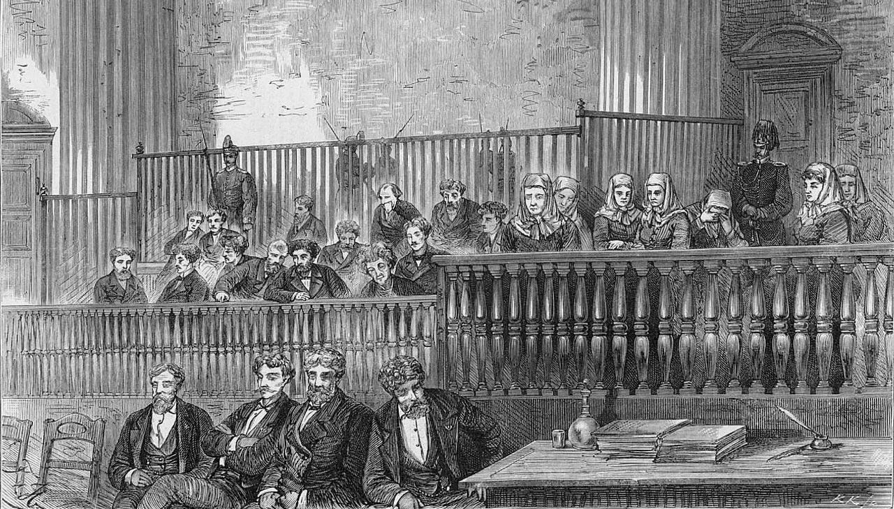Суд поделу «Червонных валетов»