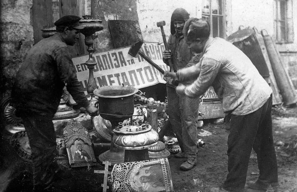 Антирелигиозная политика СССР