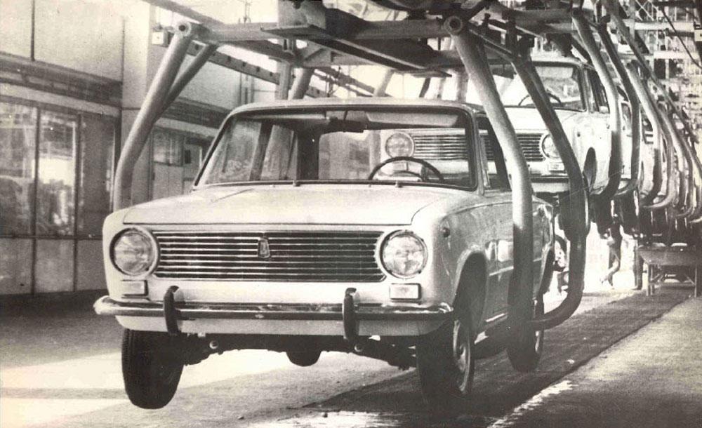 Советский хакер остановил АвтоВАЗ