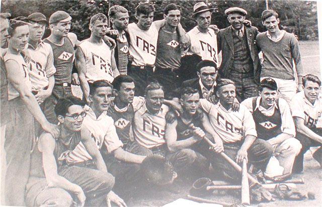 Бейсбол в СССР