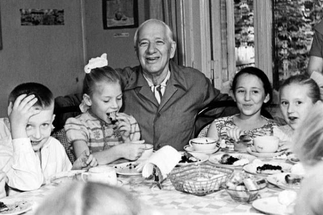 Методы воспитания детей отКорнея Чуковского