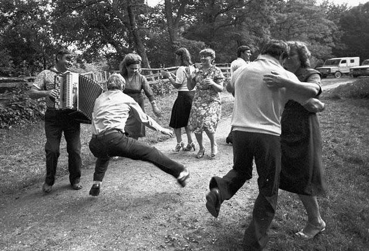 Запретные танцы вСССР