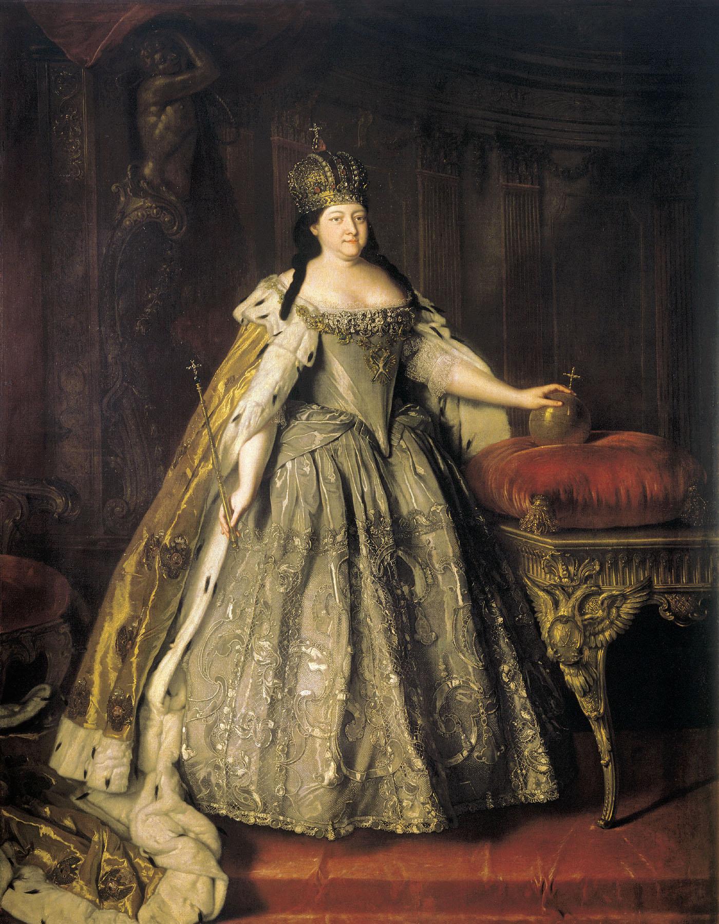 Иператрица Анна Иоанновна