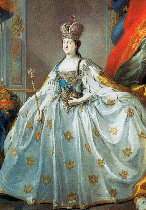Екатерина II (Екатерина Великая)
