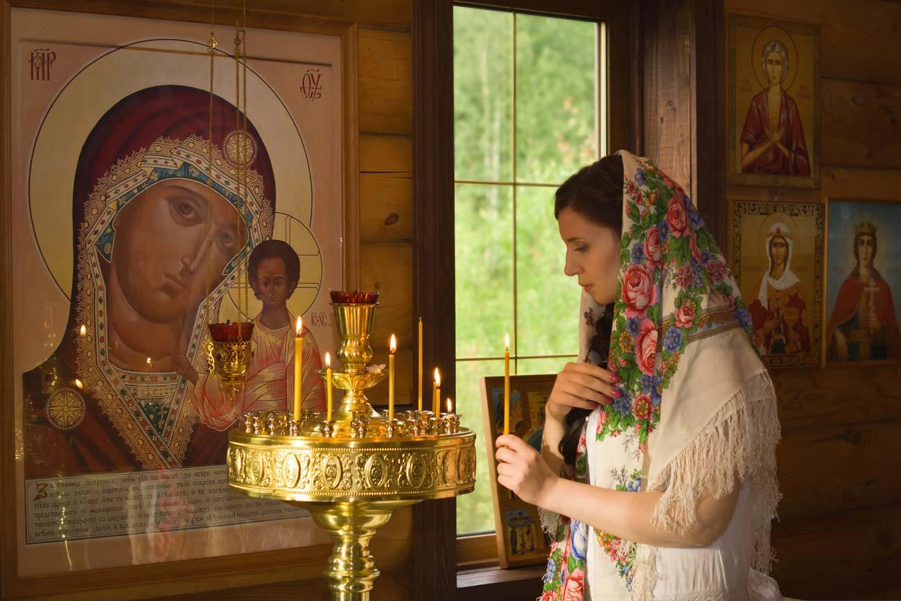 Сексизм в православной религии