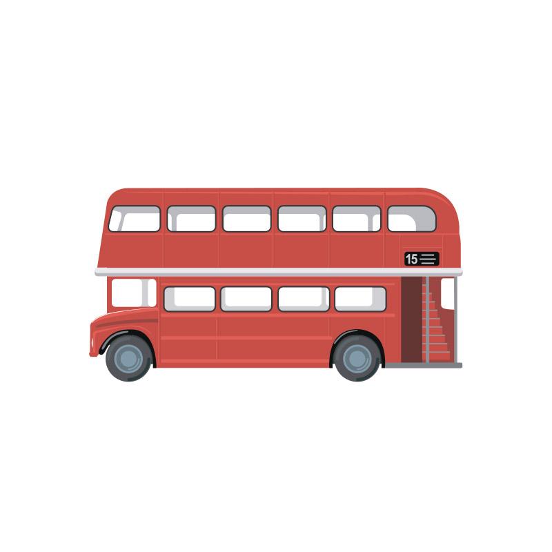 Автобус на скоростном кубике