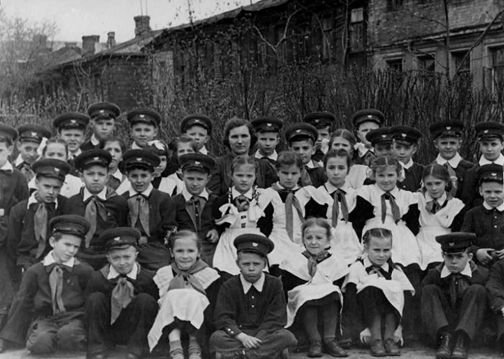 Странные имена советских детей