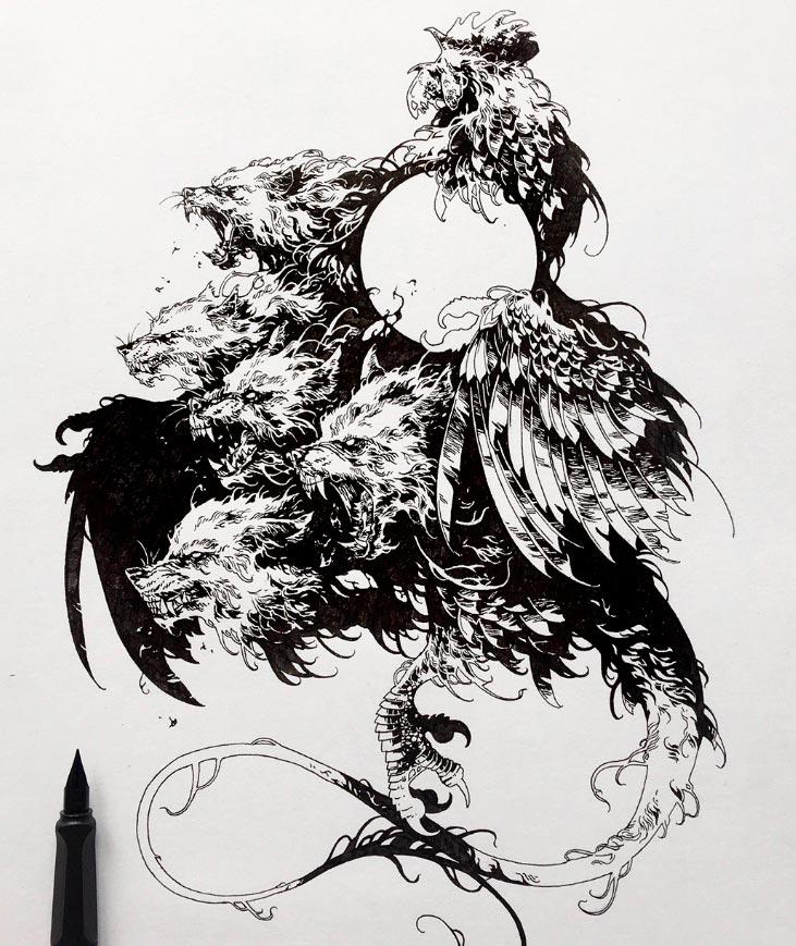Демон порескоро