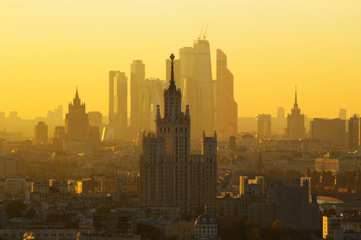 6верных признаков коренного москвича