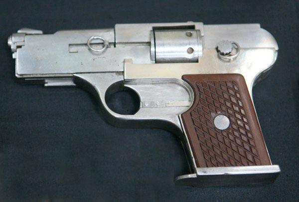 Оружие Толстопятовых