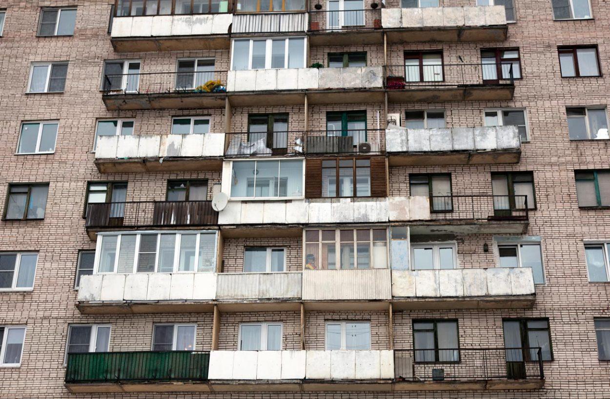 Квартиры в России