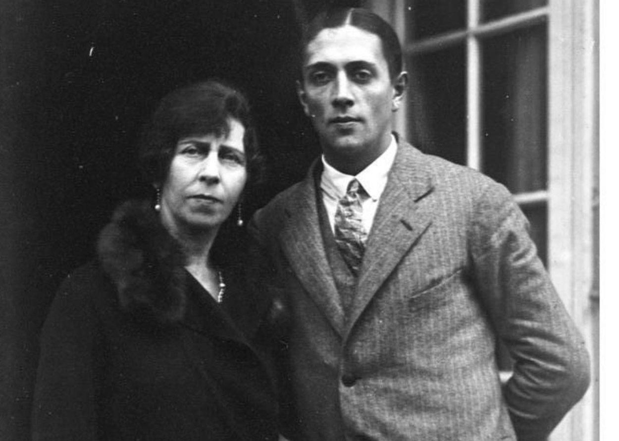 Александр Зубков и принцесса Виктория