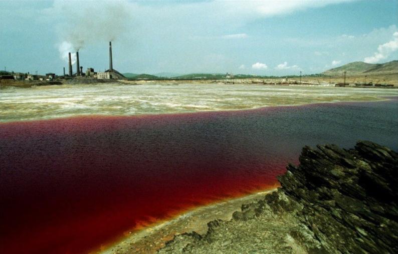 Опасные секреты радиоактивного озера Карачай