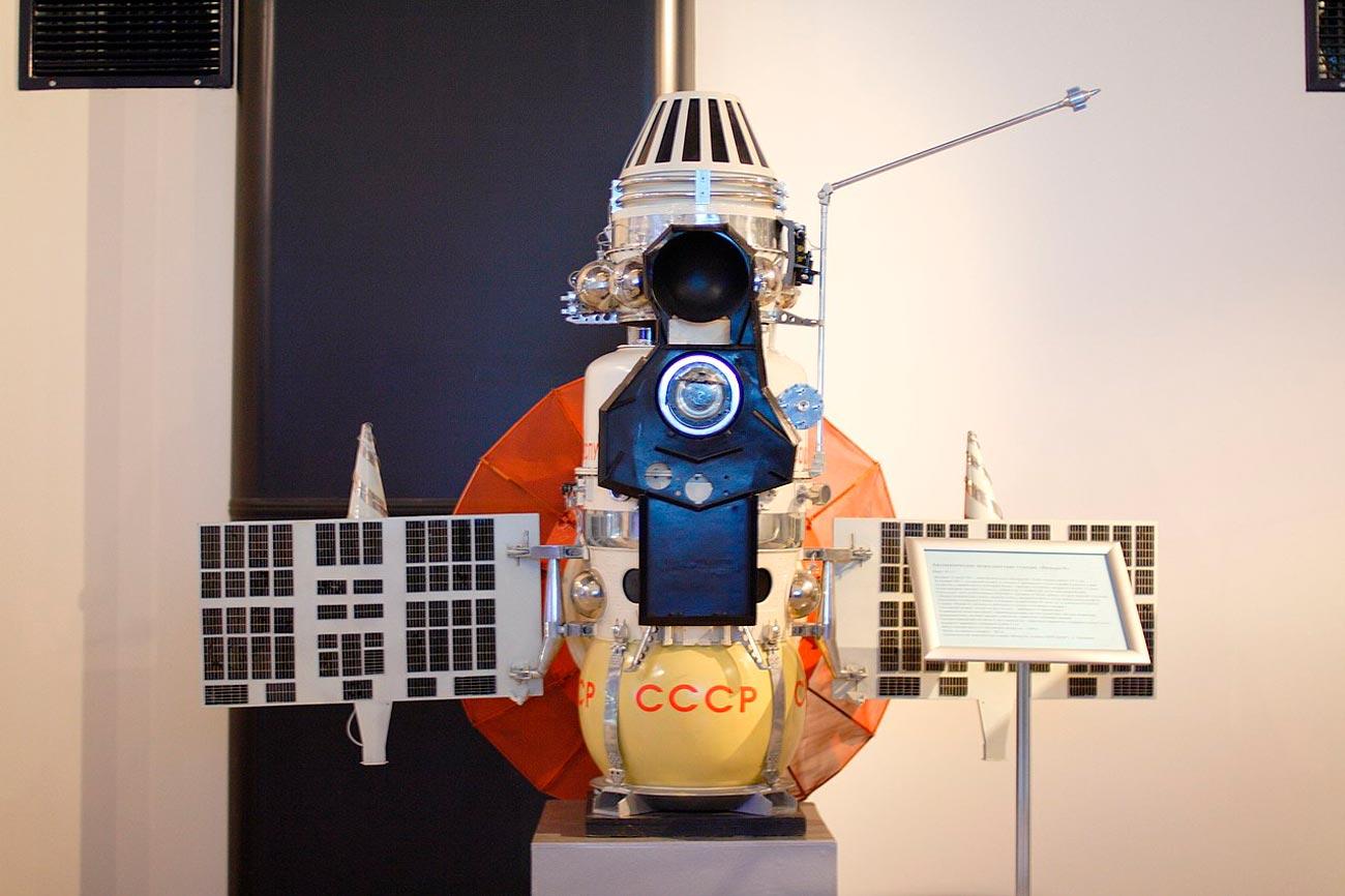 Космический аппарат «Венера-4»
