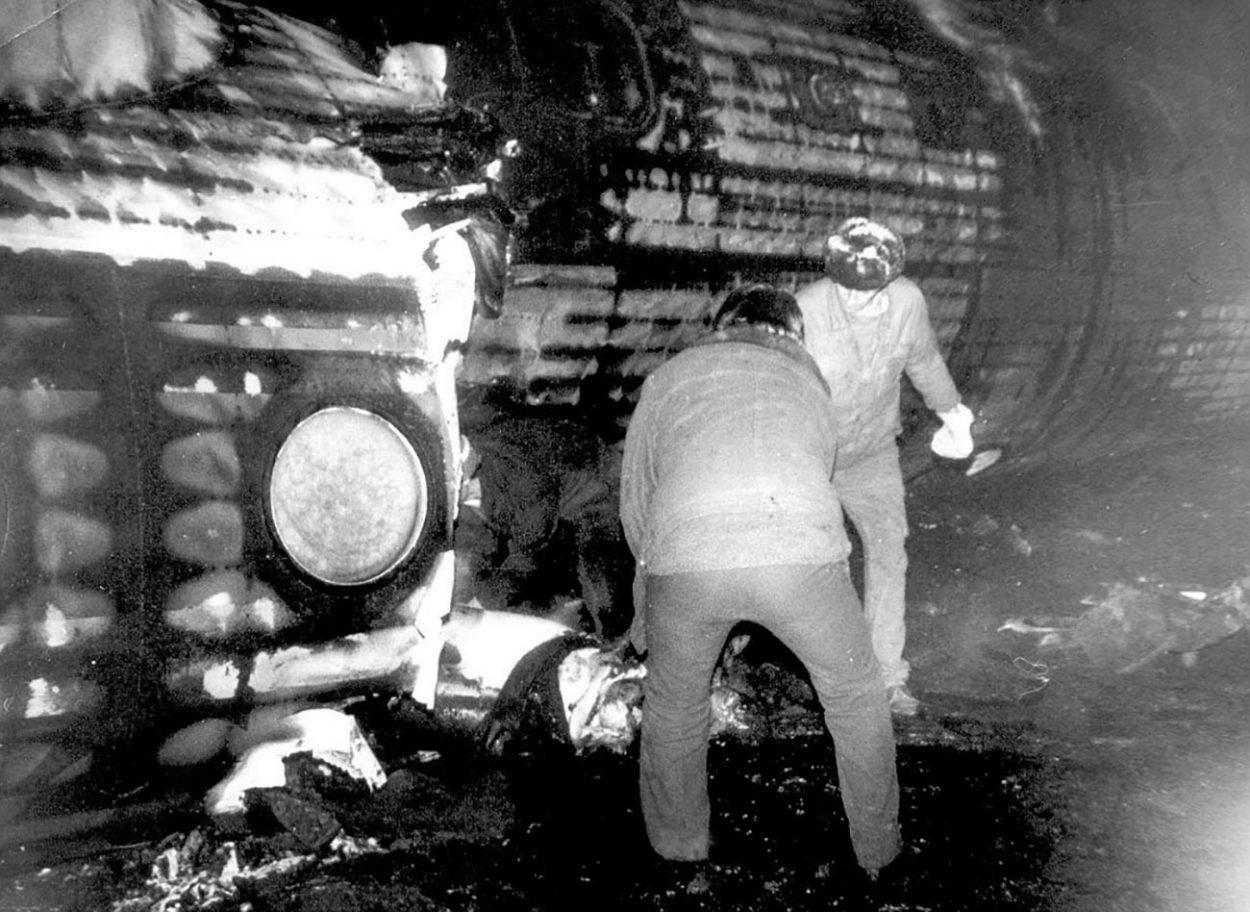 Катастрофа Ту-134 в Куйбышеве