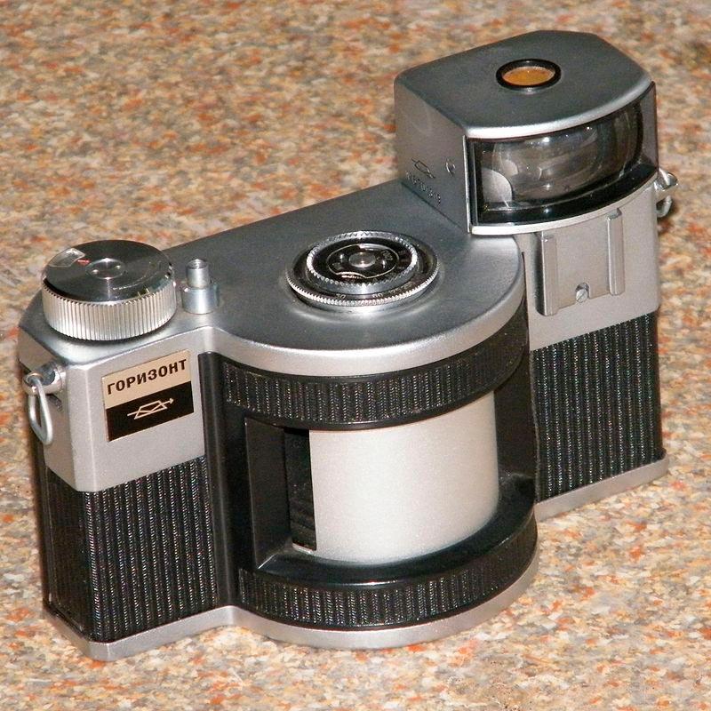 Фотоаппарат «Горизонт»