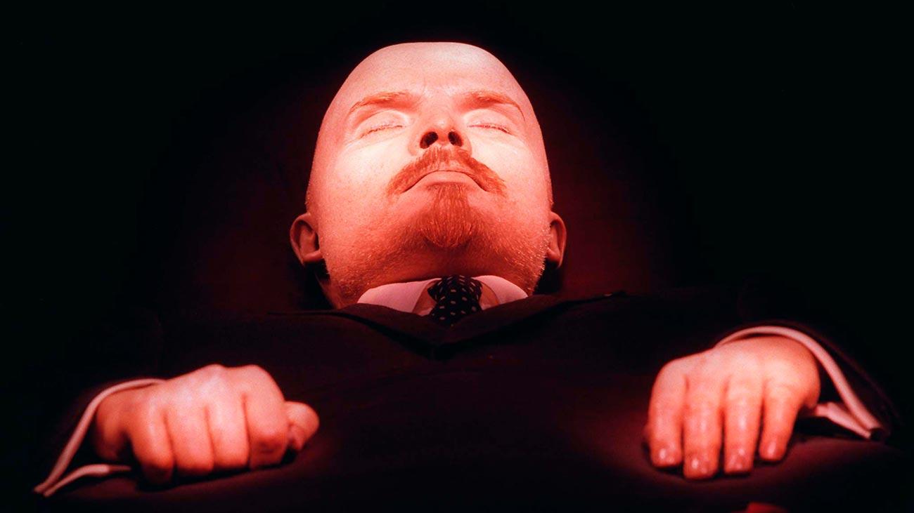 Покушения на Ленина после его смерти