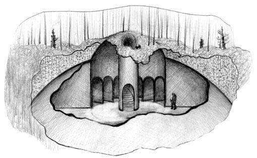 Сооружения Долины Смерти