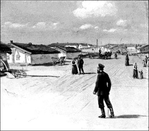Гореловка, «столица» духоборцев в Грузии