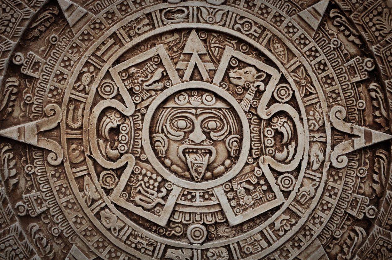 Календарь цивилизации Майя