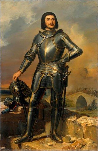Барон Жиль де Рэ