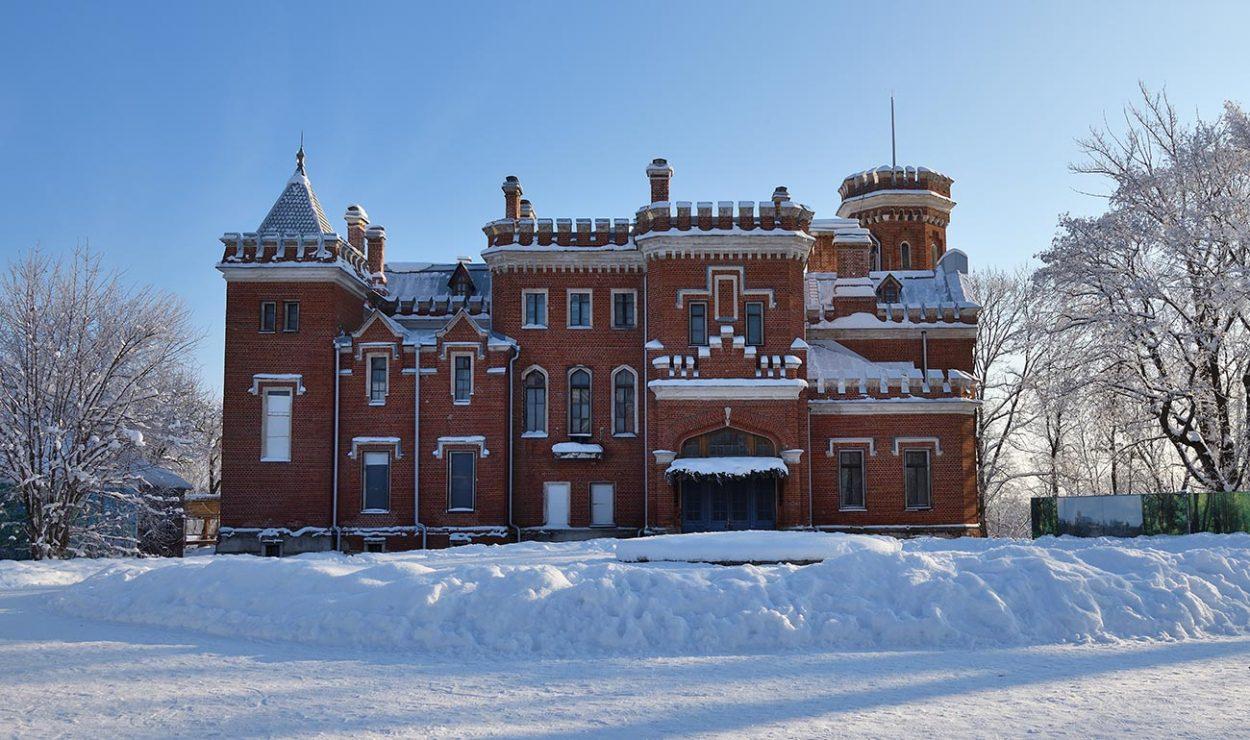 Ольденбургский дворец