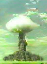Испытания ядерной бомбы на Тоцком полигоне в 1954 году